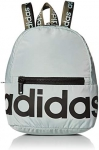 adidas Linear Mini Backpack, Green Tint/Black/Legacy Green, One Size
