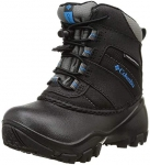 Columbia Childrens Rope Tow I WP Winter Boot (Toddler/Little Kid), Charcoal/Razzle