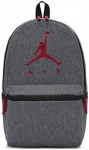 Nike Air Jordan Jumpman Backpack (One Size, Carbon Heather/Gym Red)